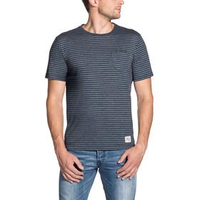 VAUDE Arendal II t-shirt Heren blauw